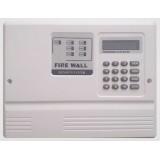 خرید آنلاین Firewall F7 : دستگاه مرکزی, کنترل پنل و سانترال به همراه تلفن کننده خط تلفن ثابت و زون های بی سیم و با سیم