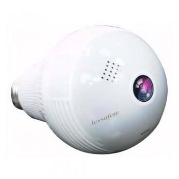 دوربین لامپی فول اچ دی دید در شب با انتقال تصویر اینترنتی و ضبط 20 روزه