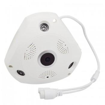 دوربین فیش آی دوربین VR Cam 360  دوربین پانوراما دوربین تحت شبکه دوربین Fisheye 360 قیمت دوربین فیش آی دوربین VR Cam 360
