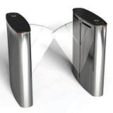 TANSA LTOP111  گیت کنترل تردد شیشه ای باله ای تانسا LTOP111 گیت شیشه ای پلکسی تانسا