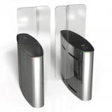 TANSA LTOP301  گیت کنترل تردد شیشه ای تانسا پلکسی استیل ضد خش