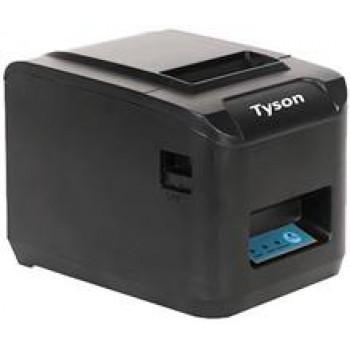 TYSON TY-3018 قیمت فیش پرینتر تک پورت سفید تایسون TYSON TY3018