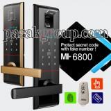 Milre MI 6800 S دستگیره دیجیتال میلره MI 6800 S قیمت قفل دیجیتال Milre MI 6800 S
