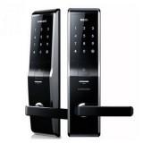 Samsung SHS H700 دستگیره الکترونیکی سامسونگ SHS H700 قیمت قفل دیجیتال سامسونگ مدل SHSH700