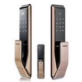 Samsung SHS P810 دستگیره الکترونیک سامسونگ SHS P810 قیمت خرید قفل دیجیتال مدل SHSP810