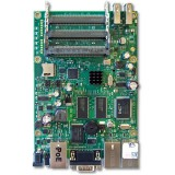 روتر برد RB433UAH میکروتیک : MikroTik Router Board RB433UAH