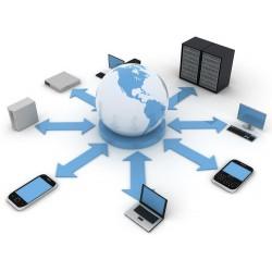 تجهیزات شبکه کابلی: فروش تجهیزات پسیو شبکه باسیم و قیمت خرید تجهیزات شبکه سیمی