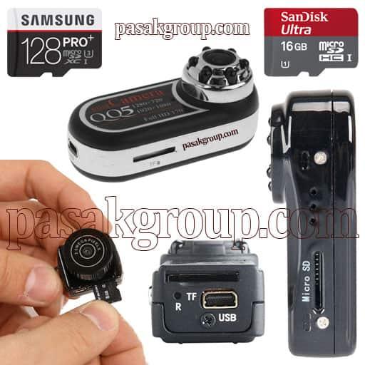 دوربین رم خور : دوربین مدار بسته رم خور حافظه دار با قابلیت نصب کارت حافظه