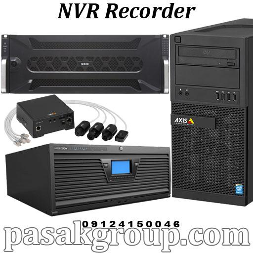 دستگاه NVR : قیمت دستگاه ضبط NVR