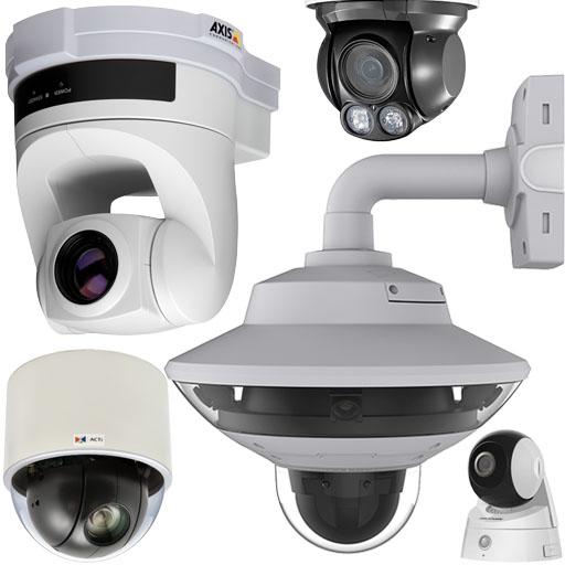 دوربین اسپید دام: دوربین مداربسته اسپید دام