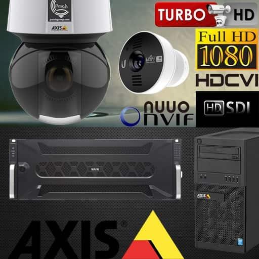 دوربین های امنیتی | انواع دوربین حفاظتی و دوربین نظارتی و دوربین امنیتی