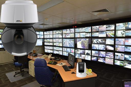 سیستم نظارت تصویری کنترل ترافیکی