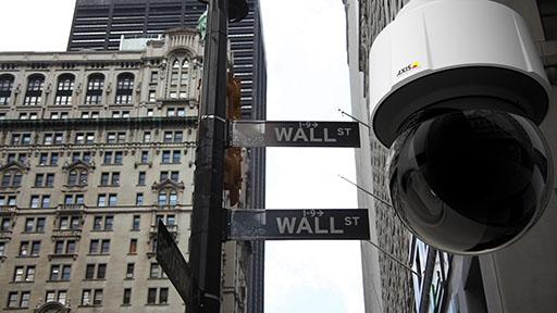 سیستم نظارت تصویری شهری