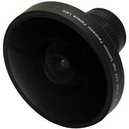 لنز دوربین فیش آی