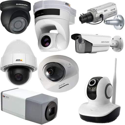 دوربین مدار بسته | دوربین مداربسته و قیمت انواع دوربین مدار بسته
