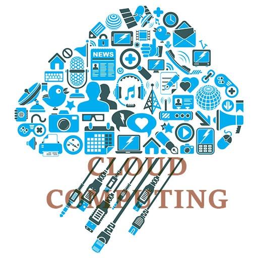 دانلود مقاله پردازش ابری PDF رایانش ابری محاسبات ابری