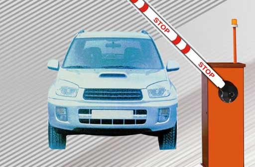 گیت کنترل تردد خودرو | راهبند فالکن