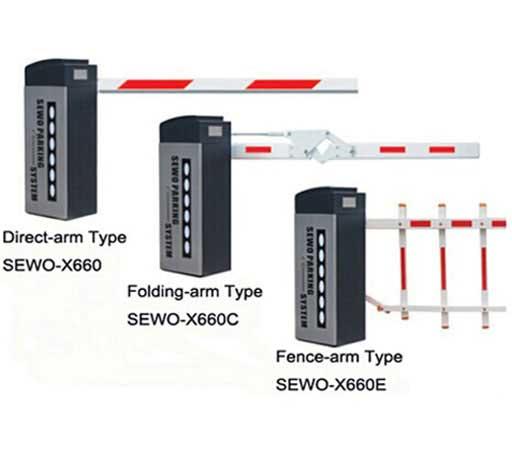 گیت کنترل تردد خودرو | انواع راهبند هیدرولیک