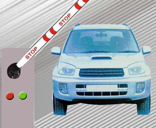 گیت کنترل تردد خودرو | راهبند Nova