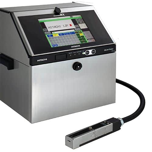 جت پرینتر هیتاچی (Hitachi Jet-Printer) قیمت جت پرینتر صنعتی هیتاچی ژاپن