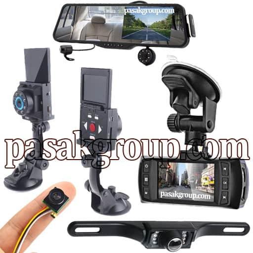 دوربین اتومبیل: دوربین مموری خور ماشین و دوربین مداربسته ضبط تصاویر داخل خودرو جعبه سیاه