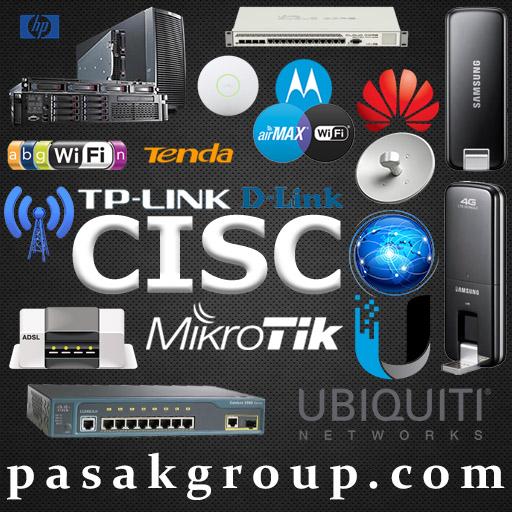 تجهیزات شبکه های کامپیوتری مخابراتی ارتباطاتی ذخیره سازی