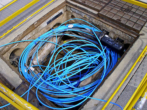 تجهیزات پسیو شبکه های کامپیوتری و ارتباطی از نوع فیبر نوری