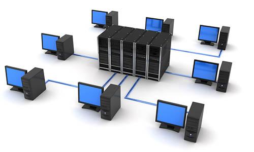 شبکه های کامپیوتری: شمای کلی یک شبکه کامپیوتری