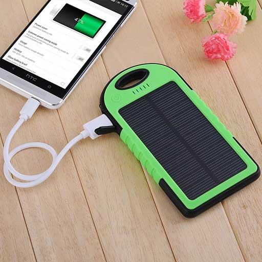 شارژر خورشیدی | شارژر خورشیدی لپ تاپ و خرید شارژر خورشیدی موبایل
