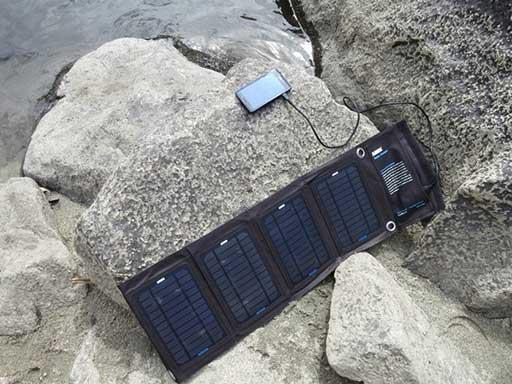 پنل خورشیدی | شارژر خورشیدی لپ تاپ و خرید شارژر خورشیدی موبایل