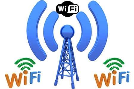 وای فای و تجهیزات وای فای: قیمت تجهیزات شبکه وای فای داخلی و وای فای خانگی
